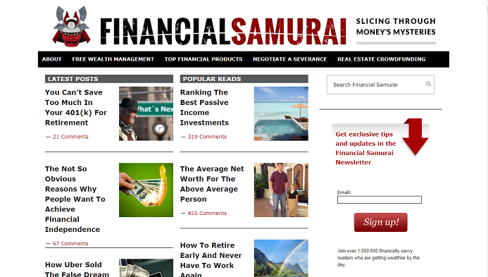 Financial Samurai